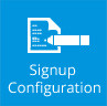 signup-configuration